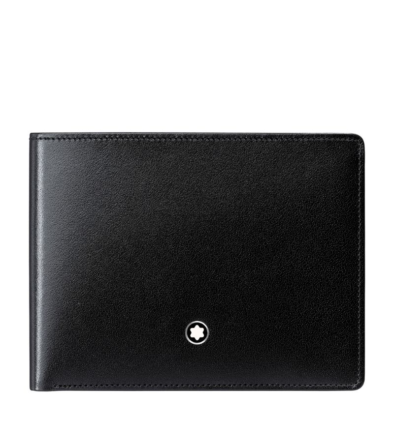 Montblanc Leather Bifold Wallet