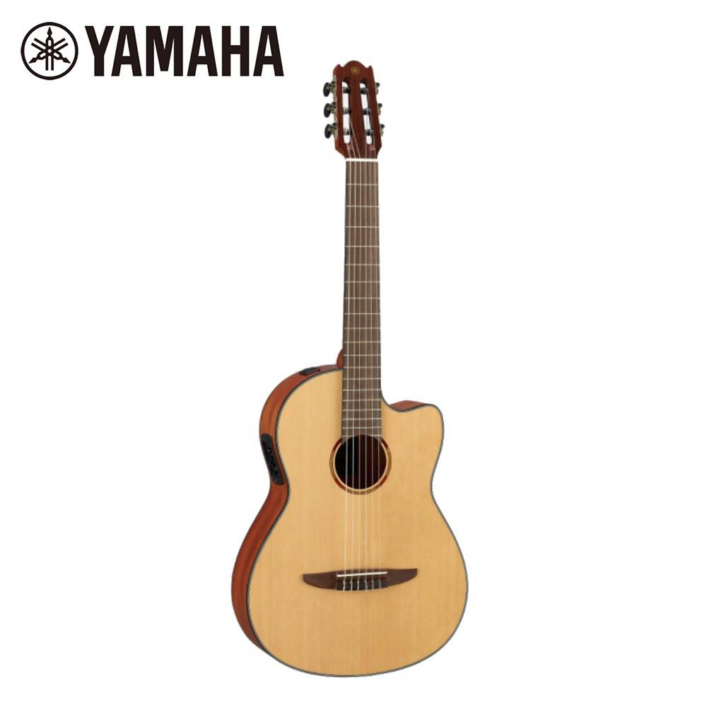 YAMAHA NCX1 電古典吉他 原木色款【敦煌樂器】
