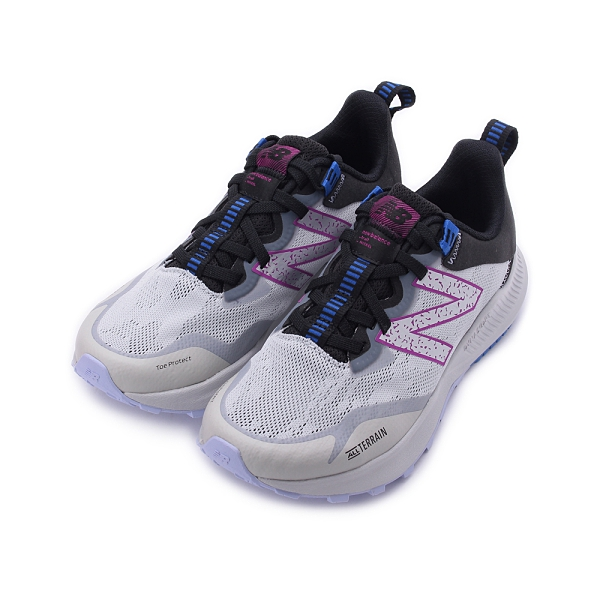 NEW BALANCE ALL TERRAIN 越野慢跑鞋 淺灰紫 WTNTRLG4 女鞋