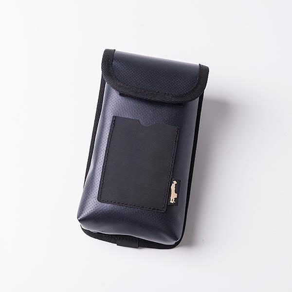 【南紡購物中心】Dr.Wilds 黑系列 快取手機包