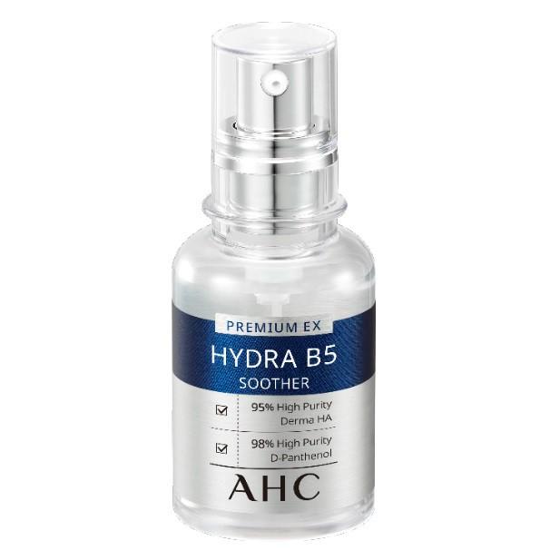 AHC 瞬效保濕B5微導 玻尿酸精華 30ML【康是美】
