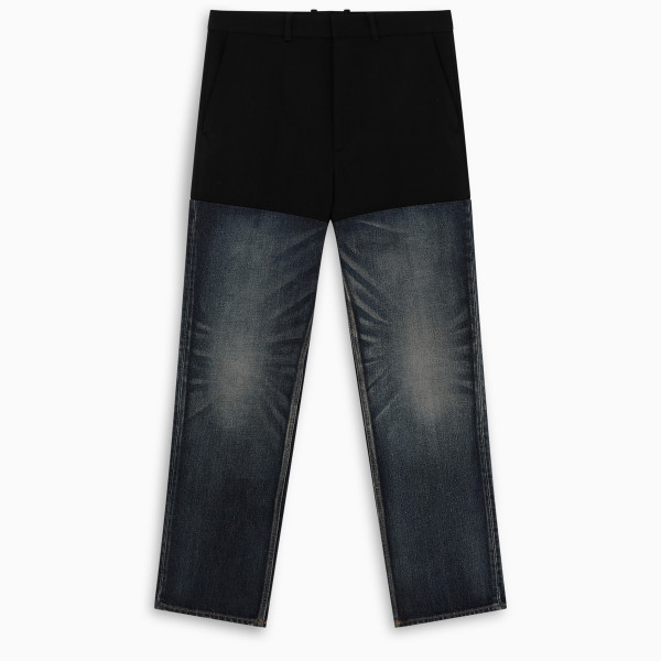 Balenciaga Tailored patch pants