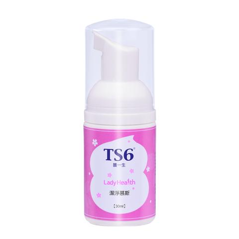 TS6護一生 潔淨慕斯30g