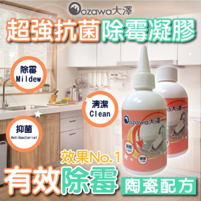 【OZAWA 大澤】超強抗菌除霉凝膠 (150g±10%/入)x1入