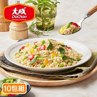 大成 活力纖蔬花椰米*10包組(250g±10%/包)
