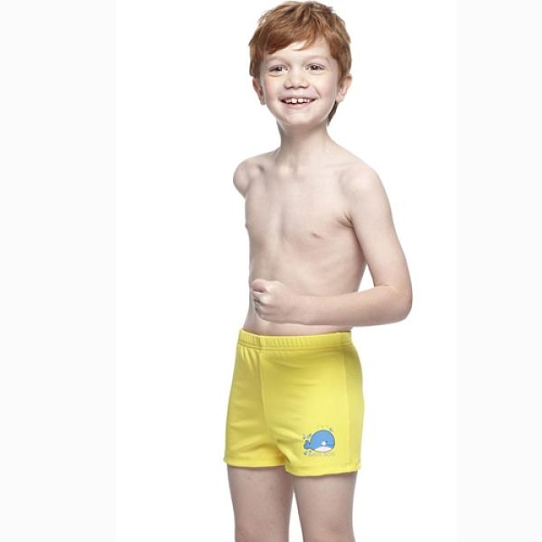 【南紡購物中心】【SAIN SOU】MITSPA/泡湯專用兒童三分泳褲附泳帽A62402-04