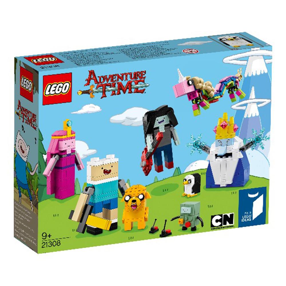 21308【LEGO 樂高積木】IDEAS 系列-探險活寶 Adventure Time