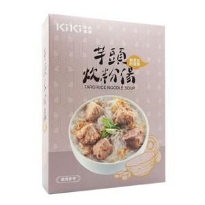 KiKi 芋頭炊粉湯 (新品上市) X4盒