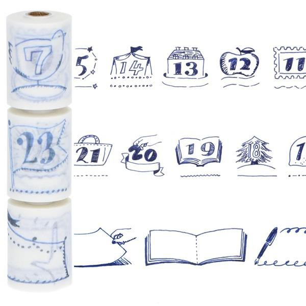 MARK'S Masté Masking Tape for Diary/ Slim/ Hand eslite誠品