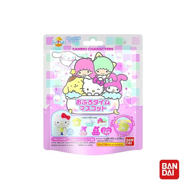 Weicker 唯可 日本Bandai-三麗鷗家族入浴球Ⅱ【佳兒園婦幼館】