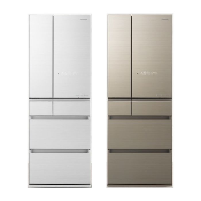 【Panasonic 國際牌】550公升六門變頻冰箱NR-F556HX(二色)