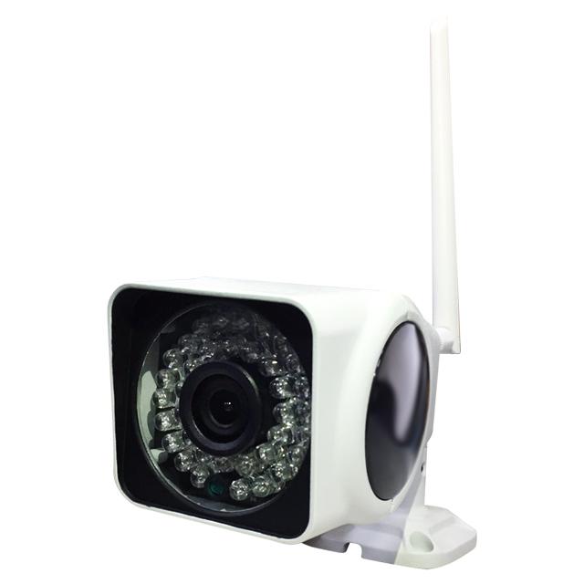 全鋁合金 1080P防水無線影音攝影機V38Z【4格預覽】V380手機APP遠端WIFI監視器