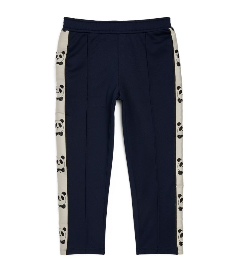 Mini Rodini Panda Side-Stripe Sweatpants (1.5-11 Years)