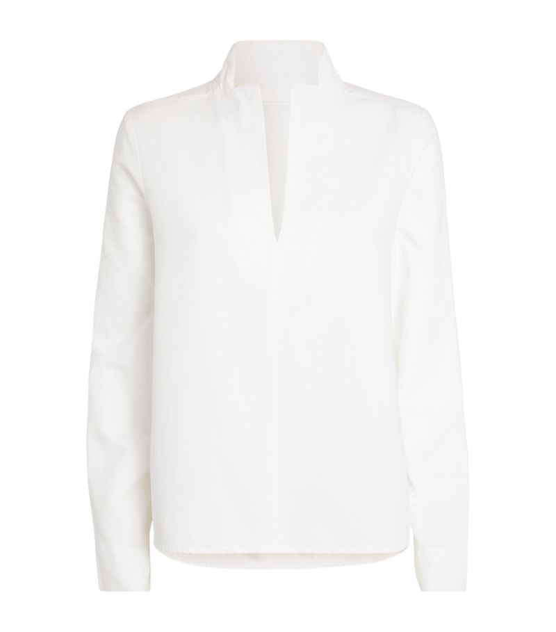 Hanna Fiedler Cotton Blouse
