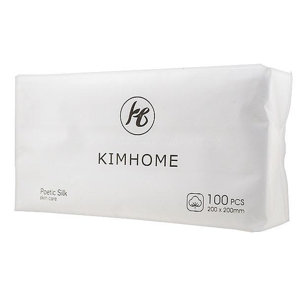 抽取式一次性美容洗臉巾(20cmx20cm)100抽【小三美日】隨機出貨