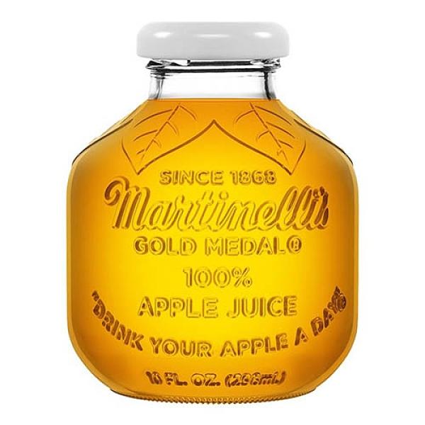Martinelli's 100% 蘋果汁 295毫升 X 24入