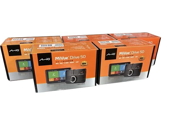 MIO DRIVE 50【九成新展示機/送16G】 1296P 導航行車記錄器