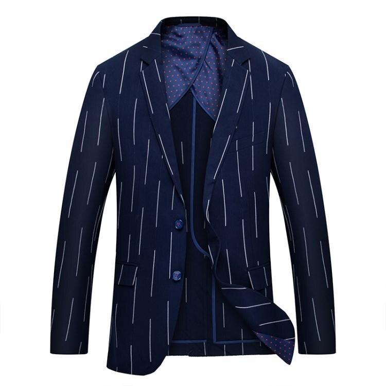 西裝外套時尚潮流男裝尾單春季男士休閒西服男小西裝外套 全館免運