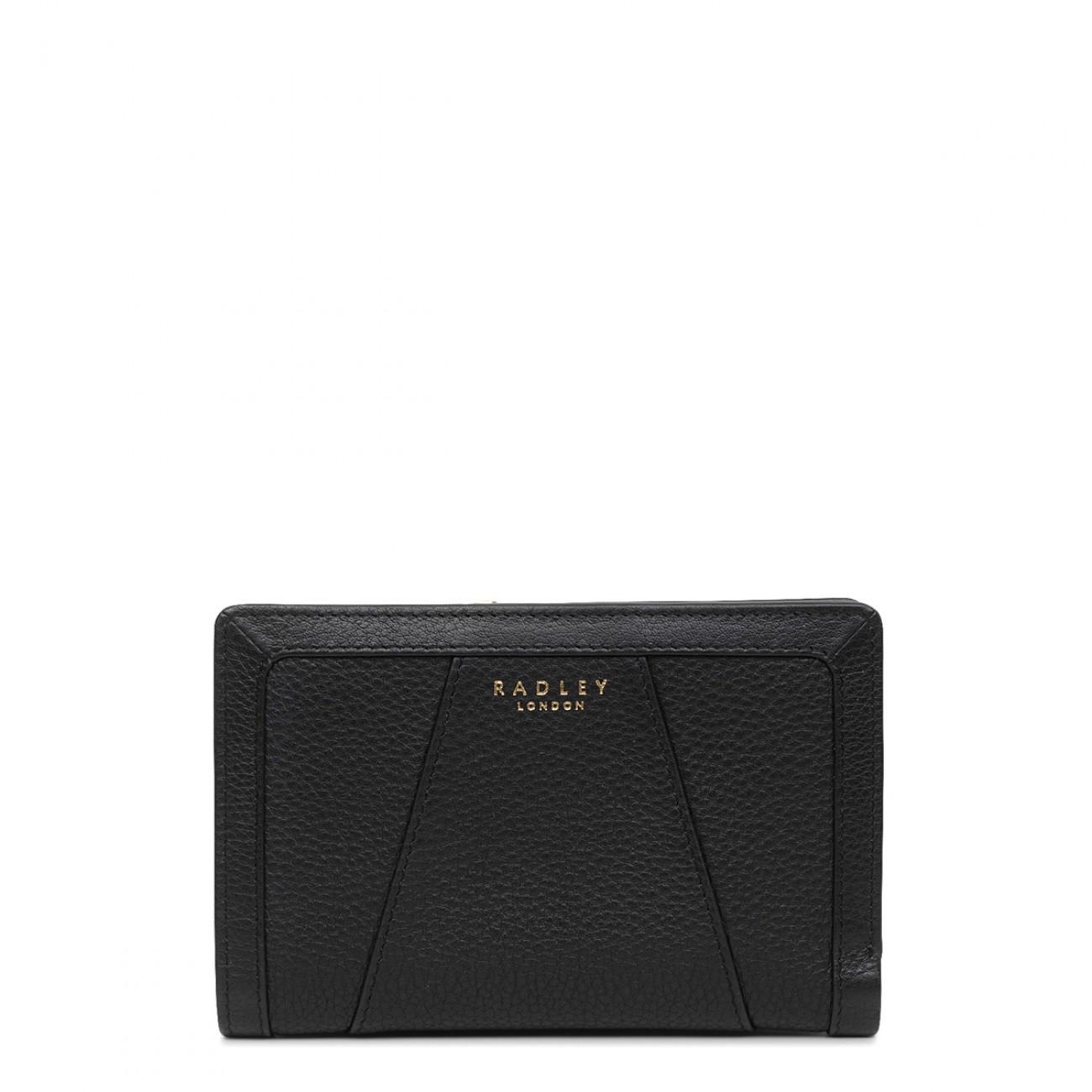 Wood Street Medium Zip-Top Wallet