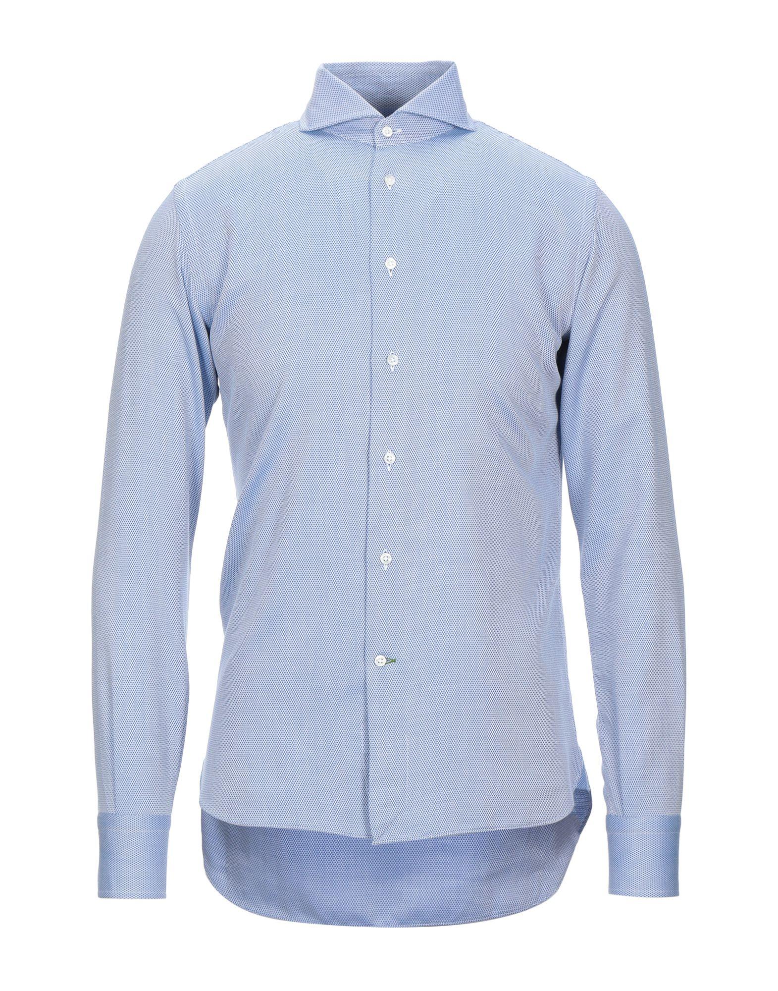 BRANCACCIO Shirts - Item 38938146