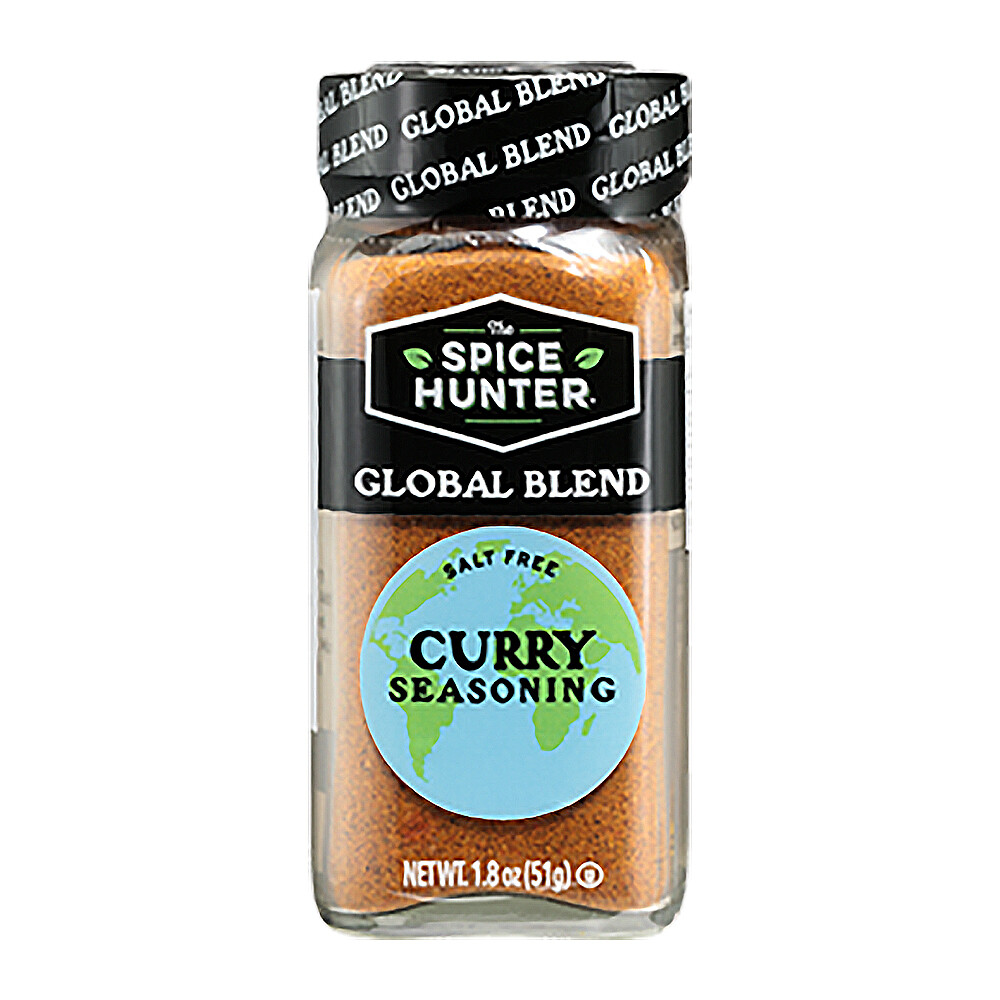 spice hunter 香料獵人美國原裝進口 100%天然 咖哩粉(51g)