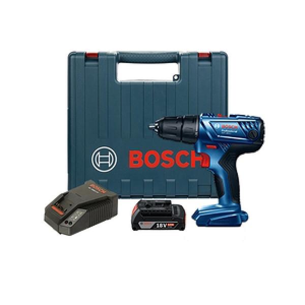 BOSCH 18V鋰電電鑽/起子機套裝組GSR180-LI VP