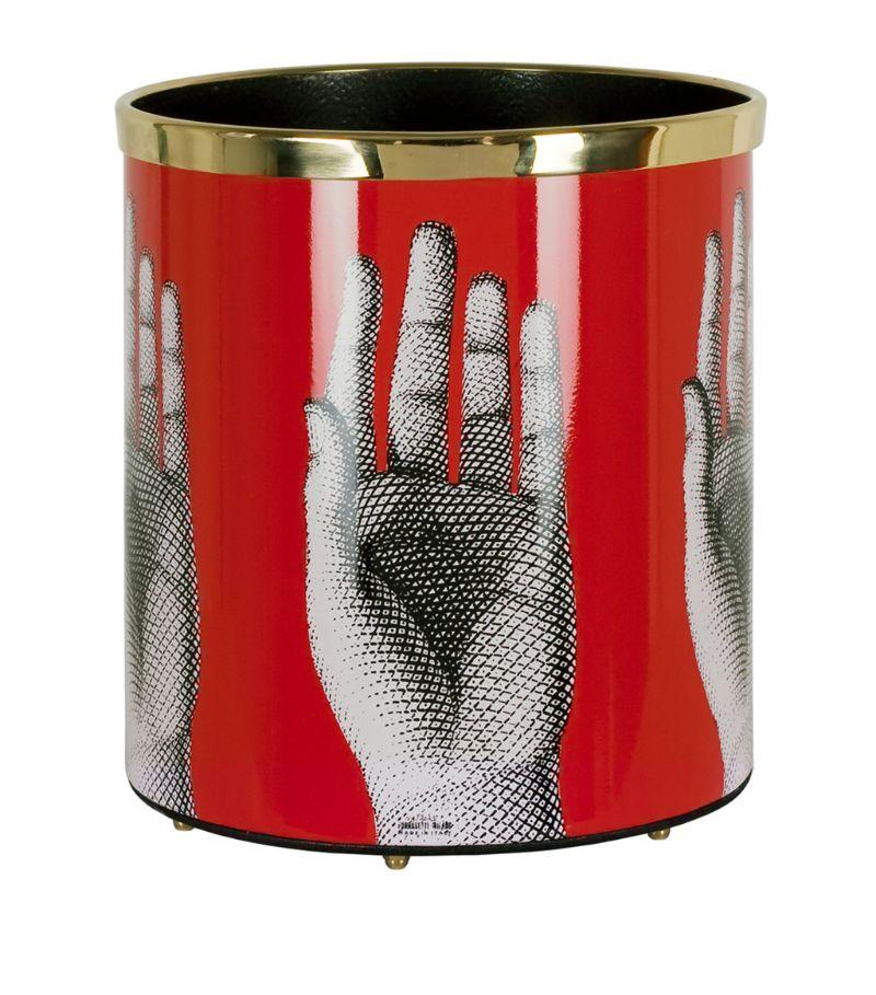 Fornasetti Mani Paper Basket (15L)