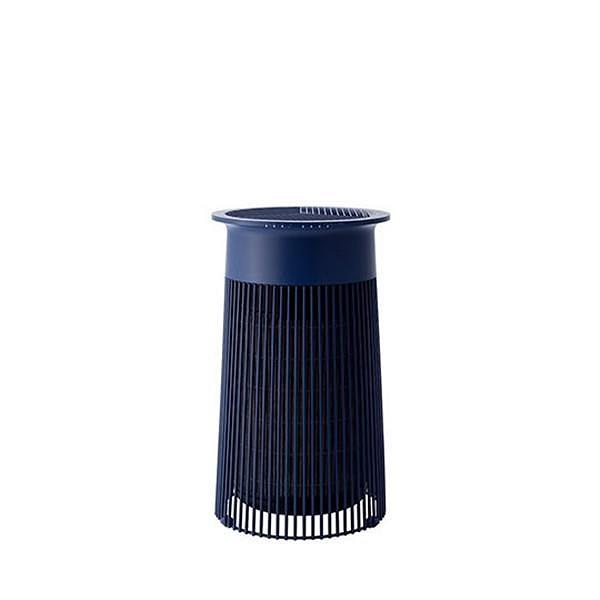【南紡購物中心】日本 ±0 正負零 360度零死角 16坪 空氣清淨機-深藍 (XQH-C030)