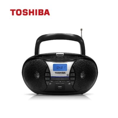 【TOSHIBA 東芝】手提USB/CD收音機  ( TY-CRU20 )
