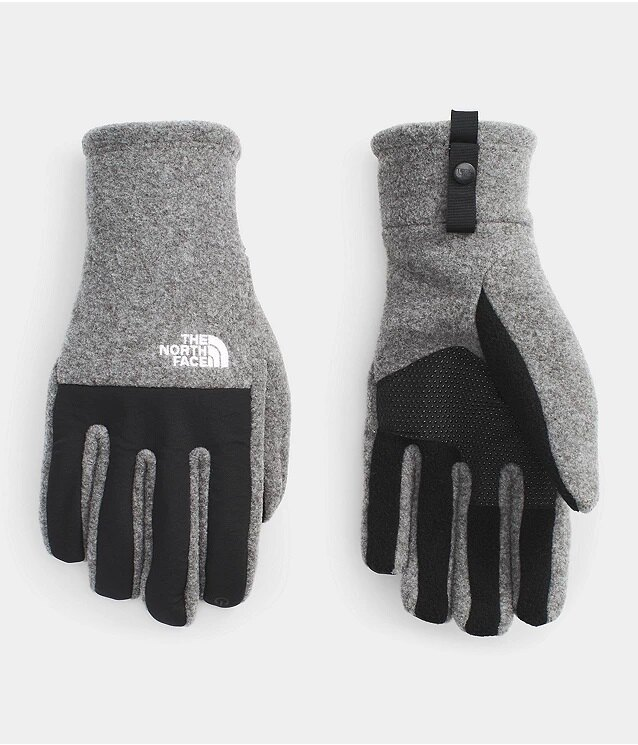 [ THE NORTH FACE ] 男 觸屏刷毛保暖手套 / NF0A4SH8