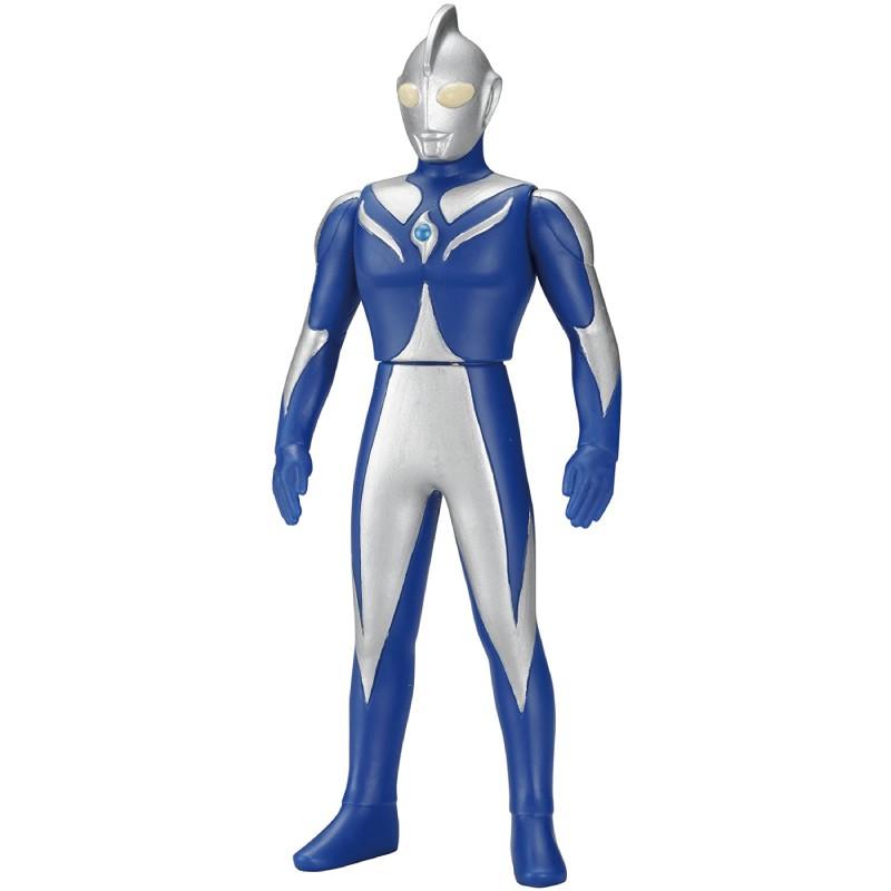 超人力霸王500系列軟膠-高斯月神模式 玩具反斗城