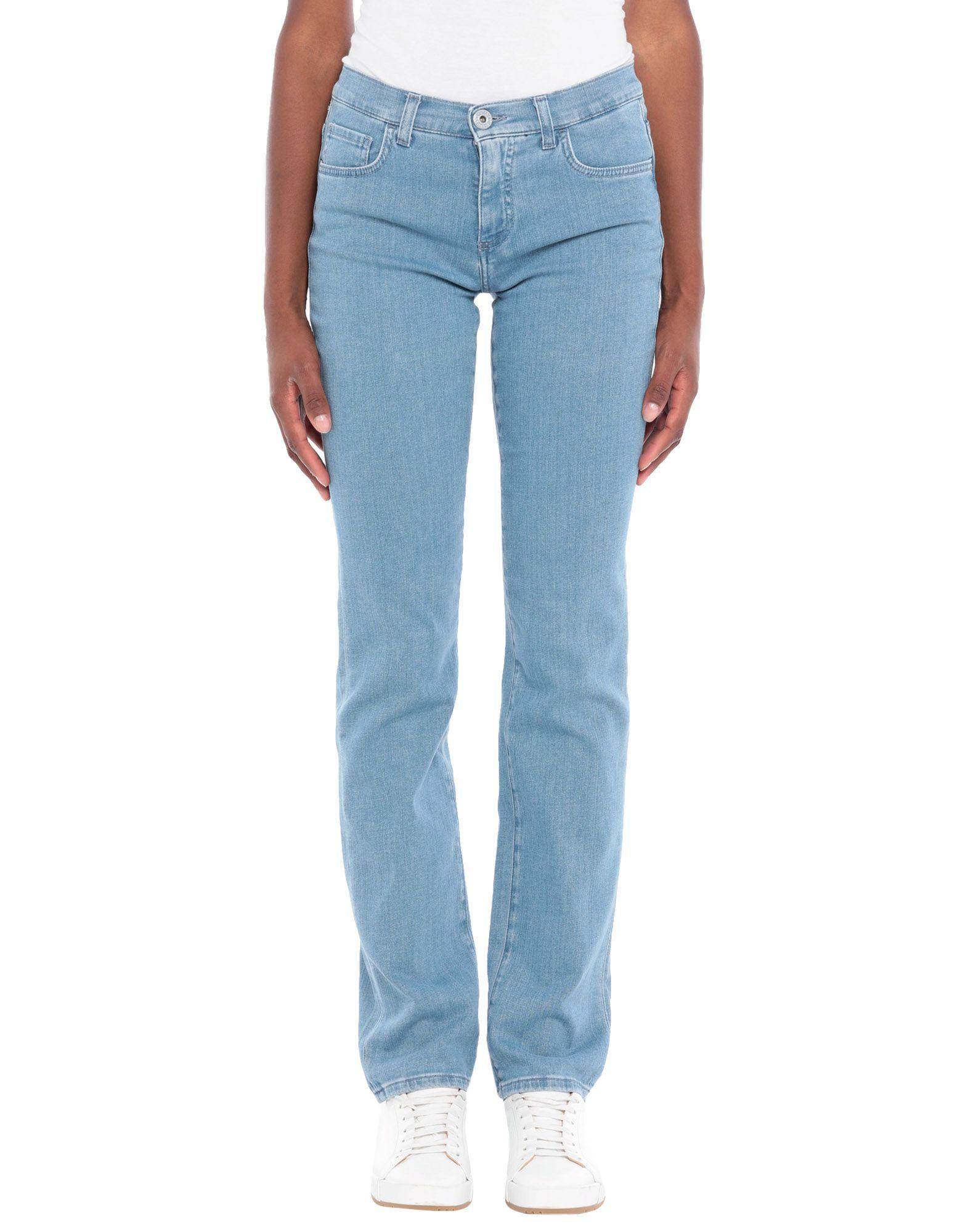 TRUSSARDI JEANS Denim pants - Item 42725974