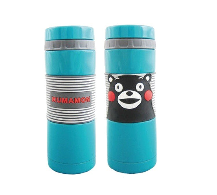 正版 KUMAMON系列-熊本熊300ml保溫杯 KMM-CL0001【UC01005】i-Style居家生活