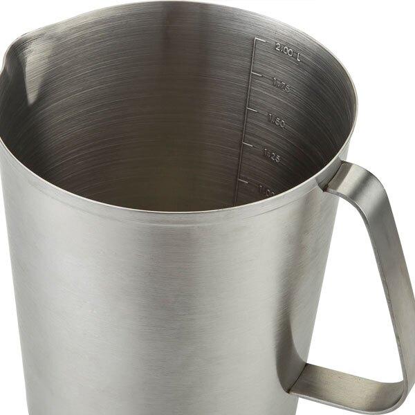 11.11 不銹鋼量杯帶刻度奶杯奶茶咖啡拉花杯計量杯烘培用具牛奶杯量器