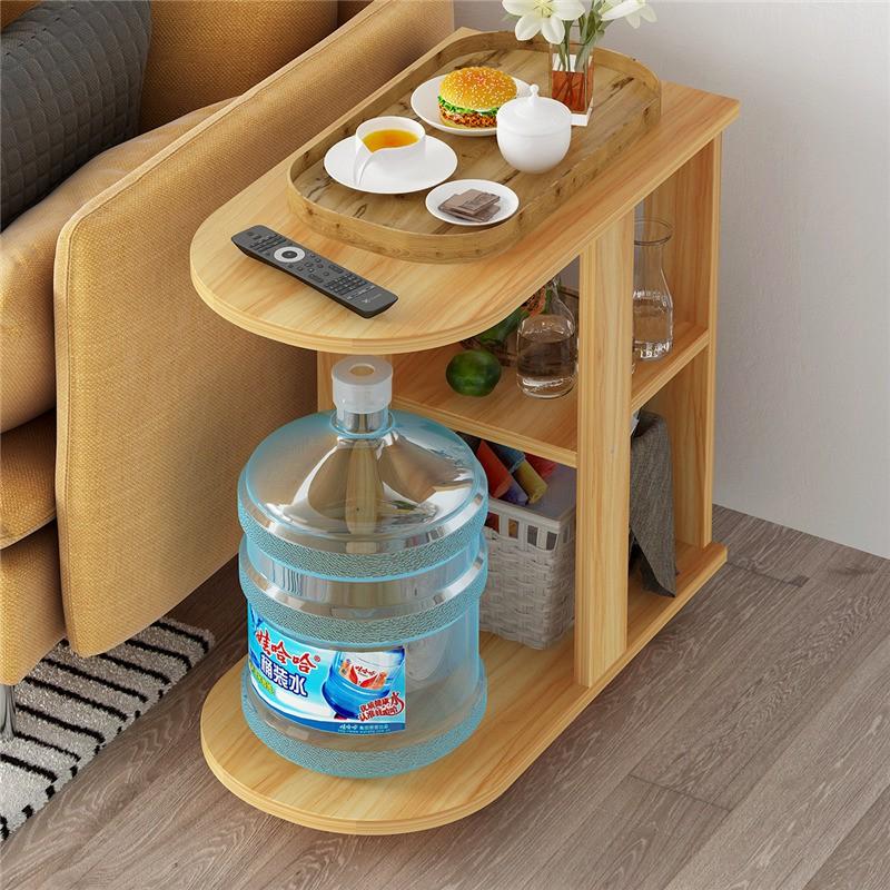 現貨免運邊幾角幾客廳可移動小茶幾簡約迷你沙發邊桌邊柜床頭柜茶桌小桌子