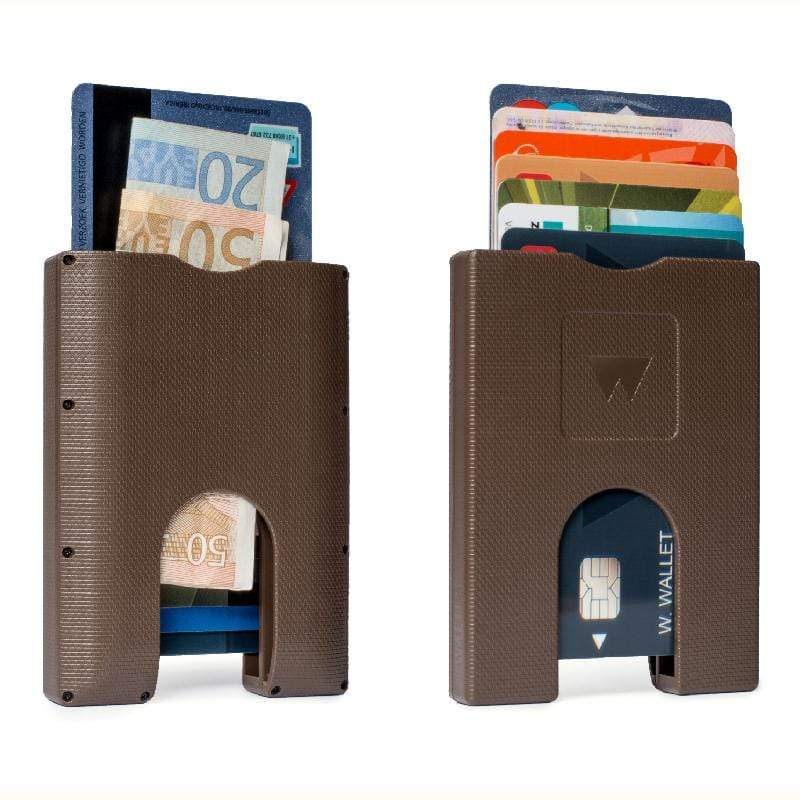 ORIGINAL WALLET 經典卡夾-Paper Brown 棕色