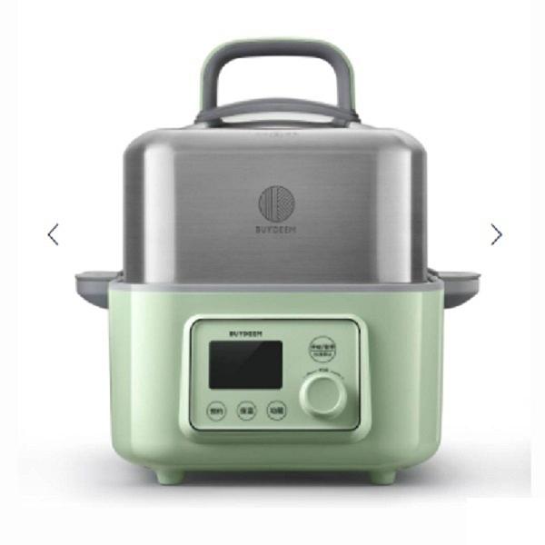 限量送橘寶洗淨液 BUYDEEM 北鼎多功能蒸燉鍋|G551 蒸燉鍋(單機)|1台≧6台