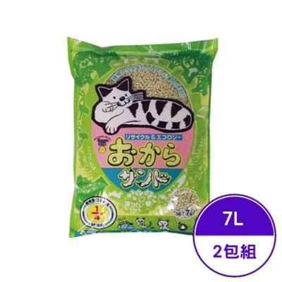 日本Super cat韋民超級貓環保豆腐除臭貓砂 7L (2包組)