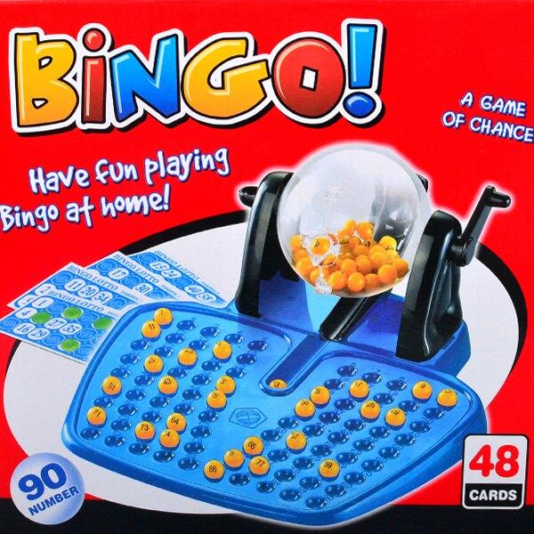 賓果遊戲機-48卡 bingo桌遊多人遊戲 聚餐聚會遊戲 團康親子玩具 贈品禮品