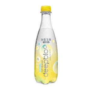 deepbloo純沛海洋離子氣泡水(海鹽檸檬風味)500mlx24罐