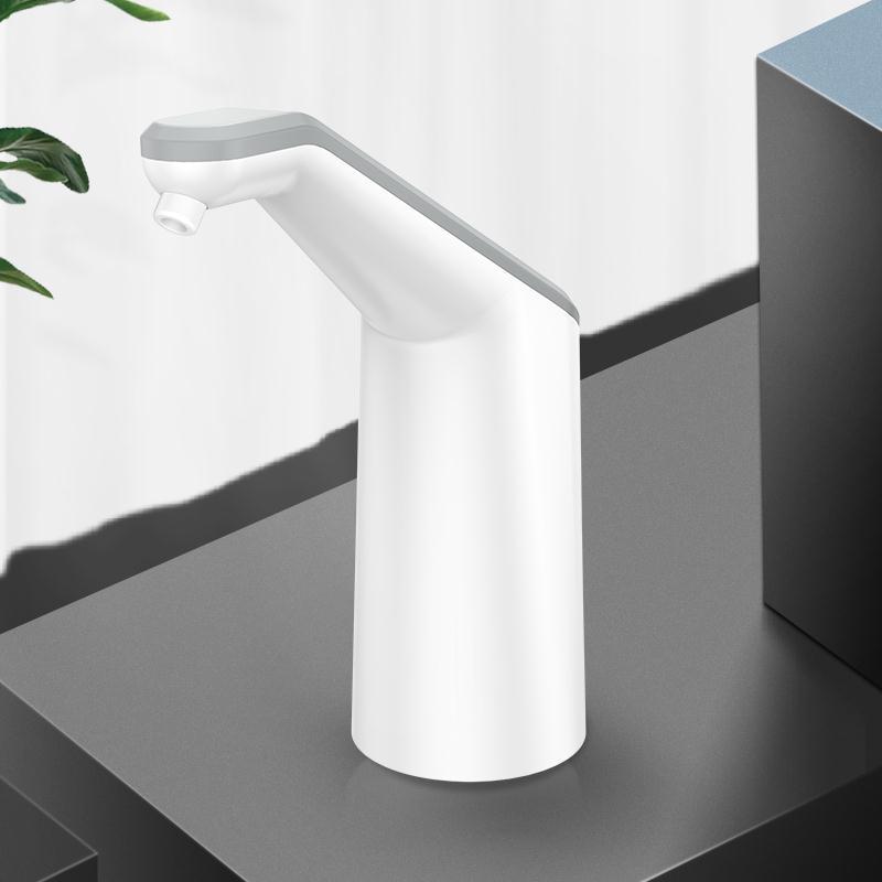 四季沐歌桶裝水抽水器礦泉飲水機出水家用電動純凈水桶自動上水泵