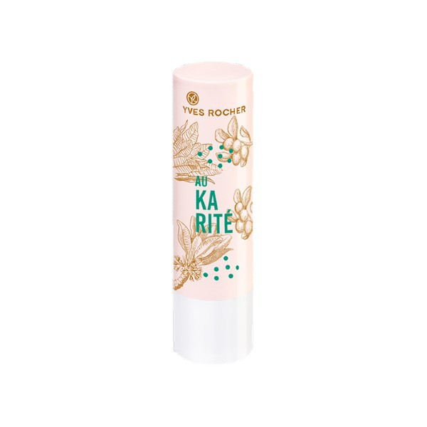 YVES ROCHER果然繽紛潤唇膏-潤澤乳油木4.8g【康是美】