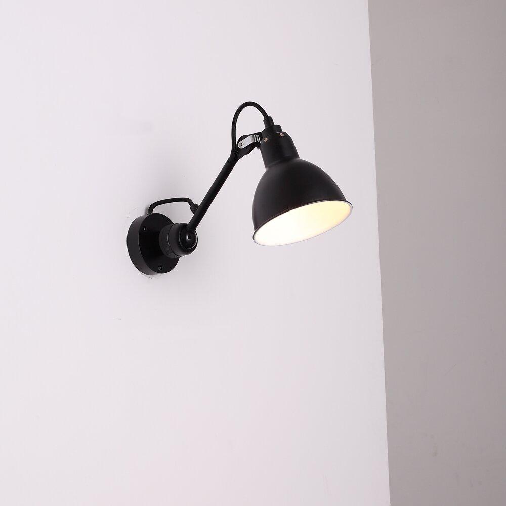 【H&R安室家】短桿萬能工作壁燈 ZA0032