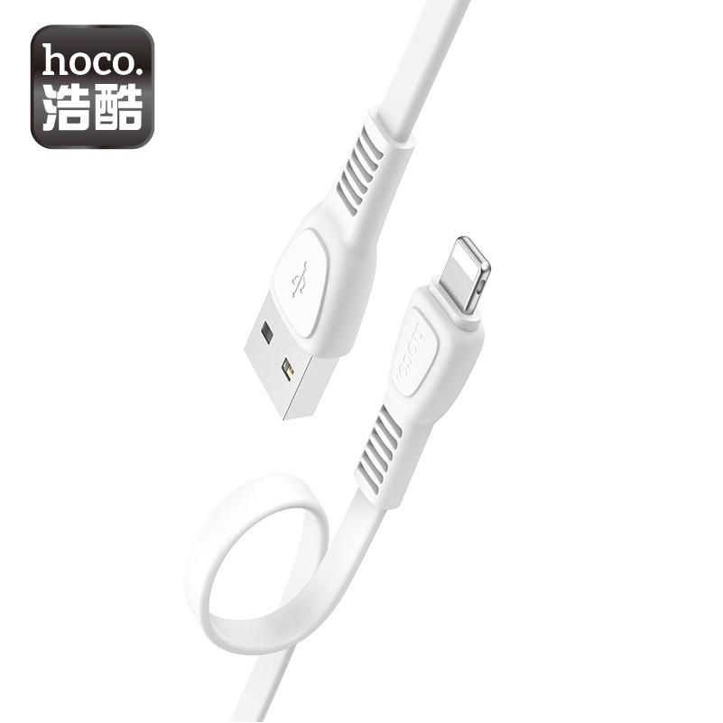 hoco. 浩酷 X40 Lightning 方舟充電數據線 充電 傳輸 蘋果充電線 iPhone【酷瘋】
