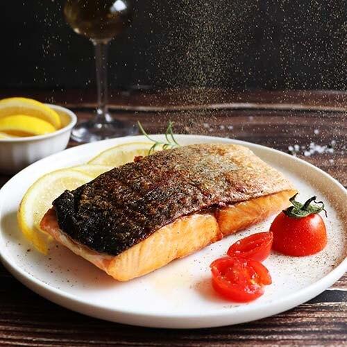 【築地一番鮮】【買1送1】鮭魚清肉排3片(250g/片)