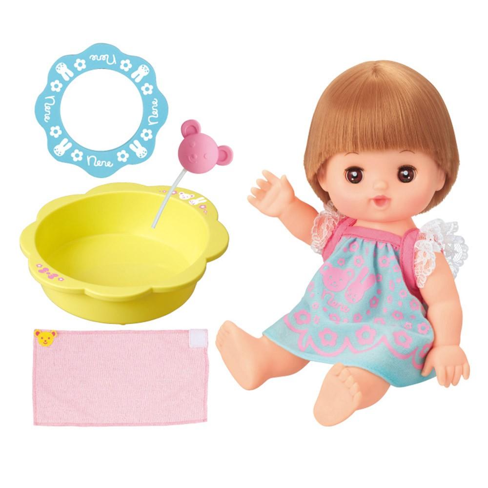 小美樂娃娃 小奈娃娃洗澡組