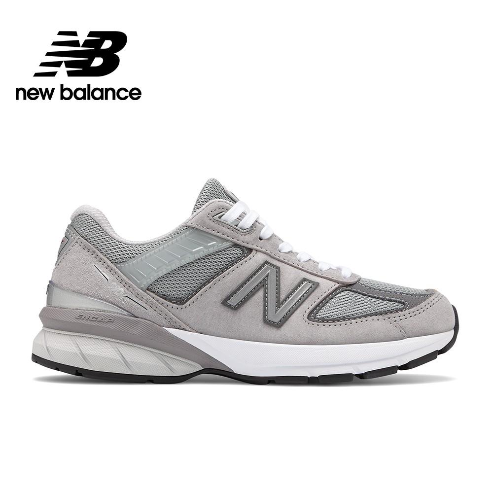 【New Balance】 美製復古鞋_女性_灰色_W990GL5-B楦