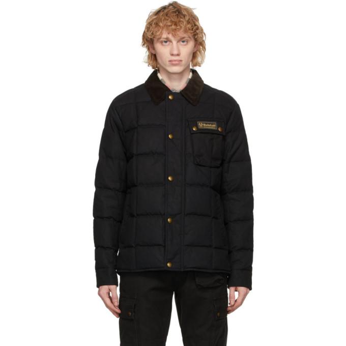 Belstaff 黑色 Ranger 羽绒夹克