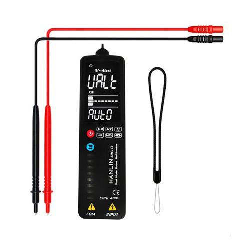 手握式 電工測電表 自動測電表 電工萬用表 水電工/電子維修人員/電機工程/學校 直流 交流電壓 二級管 電阻 線路通斷