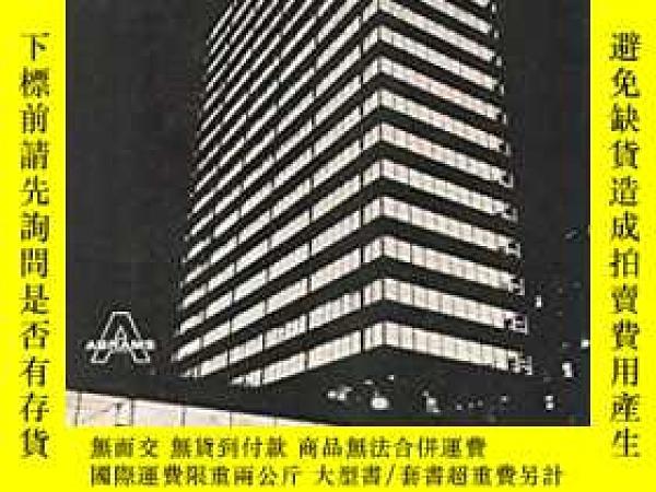 二手書博民逛書店罕見1976年出版,現代建築的失敗Y351918 Brolin, Brent C 如圖 出版1976